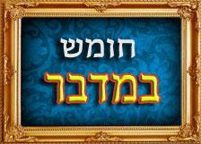 הרב אסולין – חומש במדבר