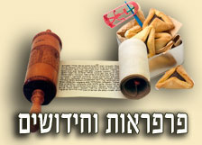 פורים – רעיונות על מגילת אסתר 3