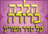 הלכה ברורה - שיעורים מפי הרב בועז שלום