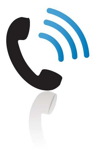 תרומה דרך הטלפון