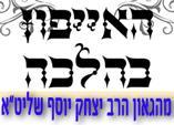 """האייפון בהלכה – תשובות מהגאון רבי יצחק יוסף שליט""""א"""